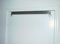 Tür-Fesselung aus Edelstahl