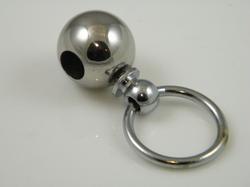 Extra Verschluss,  Kugel mit Ring