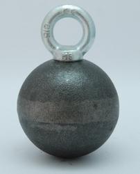 Ballweight drop forged iron 1500 gr