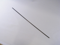 Fiber cane 6 mm, Black